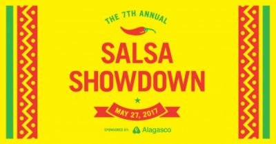 7th Annual Salsa Showdown