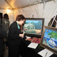 "Hilltop Montessori School's Annual Gala, ""Hilltop on the Green"""