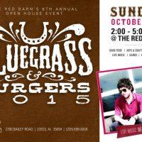 Bluegrass & Burgers 2015