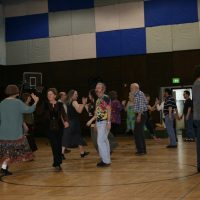 FOOTMAD Contra Dance!