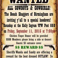 Beach Shaggers of Birmingham Friday Party