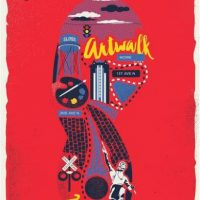 Birmingham Artwalk 2015