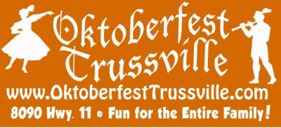 Oktoberfest Trussville Festival