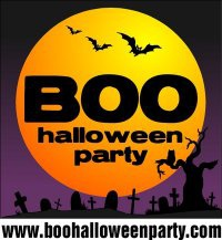 BOO Halloween Party
