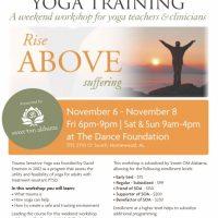 Trauma Sensitive Training