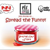Improv Jam 2015 - PFI, Ugly Baby Improv and ETC Bham