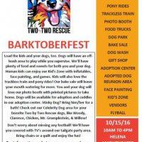 Barktoberfest 2016