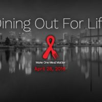 Dining Out For Life®