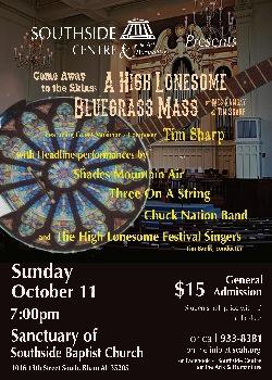 Bluegrass Fest - with High Lonesome Bluegrass Mass