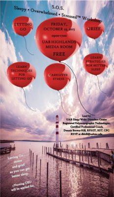 S.O.S. Sleepy • Overwhelmed • Stressed™ Workshop