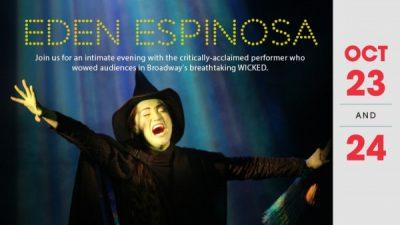 Broadway's Eden Espinosa