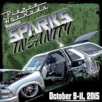 Sparks of Insanity Car Show