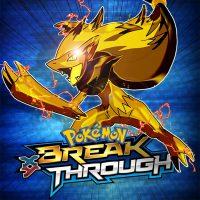 Pokemon Breakthrough Prerelease