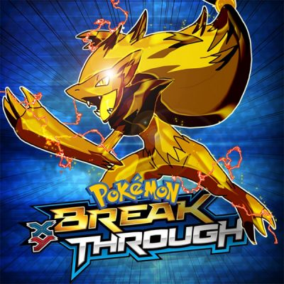 Pokemon Breakthrough Prerelease