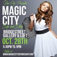 GlamPop presents 3rd Annual Magic City Sip and Shop