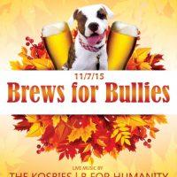 Brews for Bullies