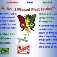 Caribbean First Friday