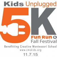 CMS Kids Unplugged 5K and Fall Festival