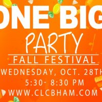 ONE BIG PARTY FALL FESTIVAL