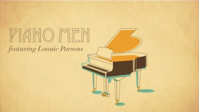 Piano Man Featuring Lonnie Parsons