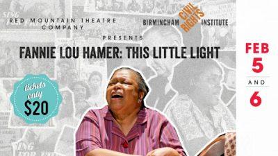 Fannie Lou Hamer: This Little Light