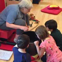 Mindfulness for Children (3-6 years old)