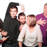 Positively Funny Improv Comedy at the Hyatt
