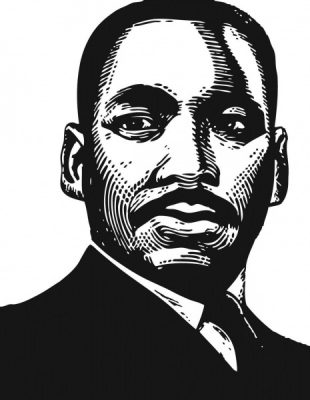 The Thirteenth Annual Dr. Martin Luther King Jr. Memorial Lecture and Food Drive