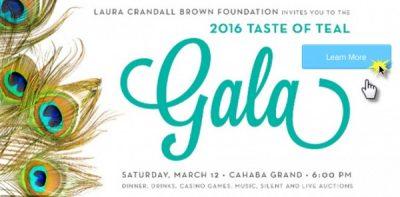 2016 Taste of Teal Gala