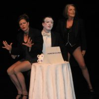 "The Politically Incorrect Cabaret presents ""NIGHT OF THE LIVING PIC"""