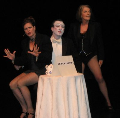 """The Politically Incorrect Cabaret presents """"NIGHT OF THE LIVING PIC"""""""