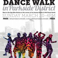 Bham Dance Walk - Parkside District (FREE)