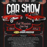 5th Annual Dixie Vintage Car Show