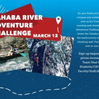 Cahaba River Adventure Challenge