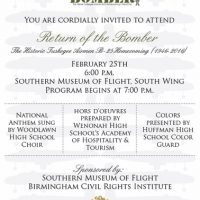 Return of the Bomber - The Historic Tuskegee Airmen B-25 Homecoming (1946-2016)