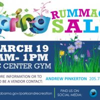Hoover Indoor Rummage Sale