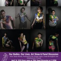 Our Bodies. Our Lives Art Show and Panel Discussion