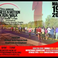 Fitness N Motion 5K Run/Walk & Health Fair