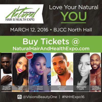 Natural Hair & Health Expo