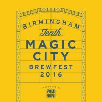 10th Annual Magic City Brewfest