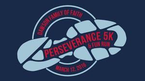 Perseverance 5k