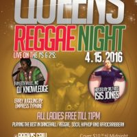 All Queens Reggae Night