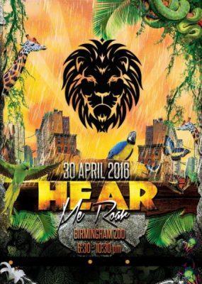 Hear Me Roar 2016