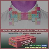 Birmingham Young Creatives Mixer