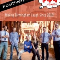 Positively Funny Improv at The StarDome Comedy Club