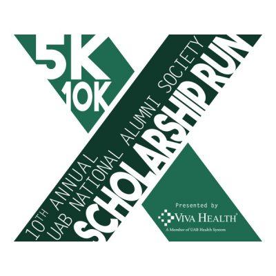 10th Annual Scholarship Run 5K/10K presented by VIVA Health