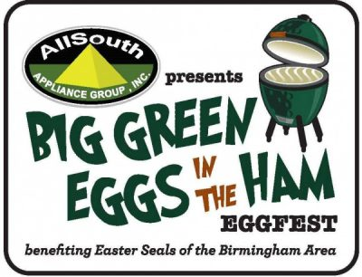 Big Green Eggs in the Ham
