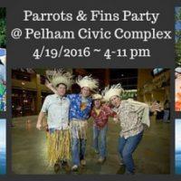 Parrots & Fins Party