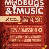 Mudbugs and Music