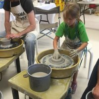 Summer Clay Camp-Session 2
